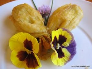 Hoy me han regalado mis vecinos Jordi y Ana, unas flores de calabacín de su huerto y Ana me ha comentado la idea de rellenarlas con queso y anchoa. Este plato es un manjar y no veo el momento de que mis tres plantitas de calabacín empiecen a florecer para volver a hacerlas. La tempura […]