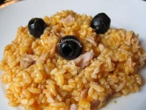 El arroz me gusta cocinado de cualquier forma… así está buenisimo!!!!