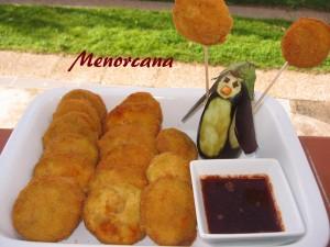 """Esta receta la encontré la semana pasada en el diario de Menorca… es una especialidad de Daniel Gonzalez Mora de el restaurante """"Sa Pedrera d´es Pujol"""" Aunque al principio resulta un poco extraña la convinación de la salsa con la berenjena… cuando se acostumbra el paladar es deliciosa!!! El adorno del plato: una berenjena pequeña…. […]"""
