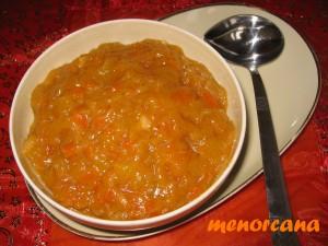 Esta salsa agridulce es originaria del oeste de la india. El Chutney más que un plato, es un acompañante de las comidas o platos hindús más fuertes. Suelen estar hechos a base de frutas (mango, tamarindo, etc.) o verduras (tomates) y especias. La textura del Chutney suele ser un poco espesa y predomina, normalmente el […]