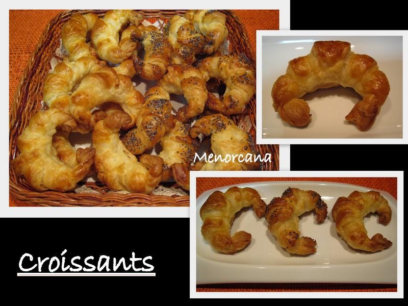 Croissant ana en la cocina - Ana en la cocina ...