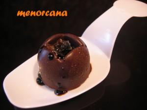 Para verdaderos Gourmets… chocolate, Foie, Módena y Maldon… una mezcla de sabores muy especial!!!!
