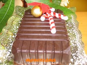 Un clasico de Thermomix por Navidad… Un Bombón gigante!!!