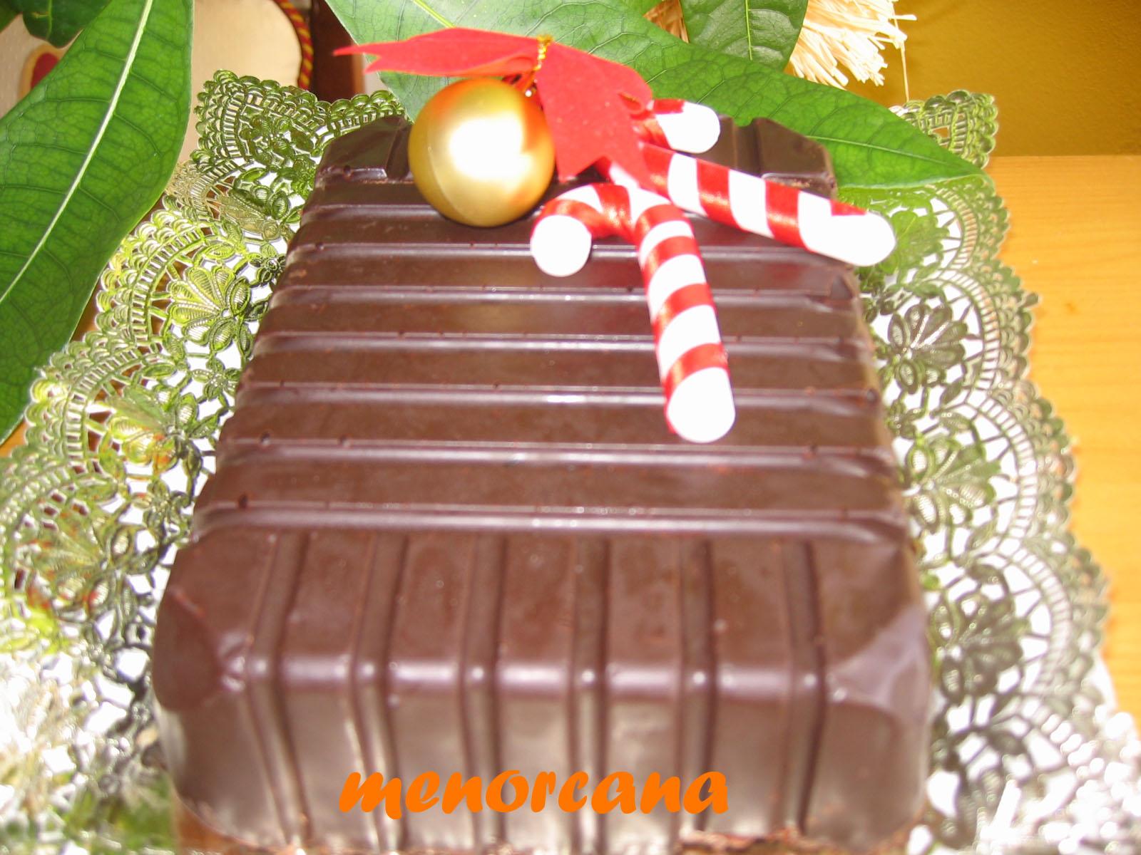 Lingote de chocolate ana en la cocina - Ana en la cocina ...