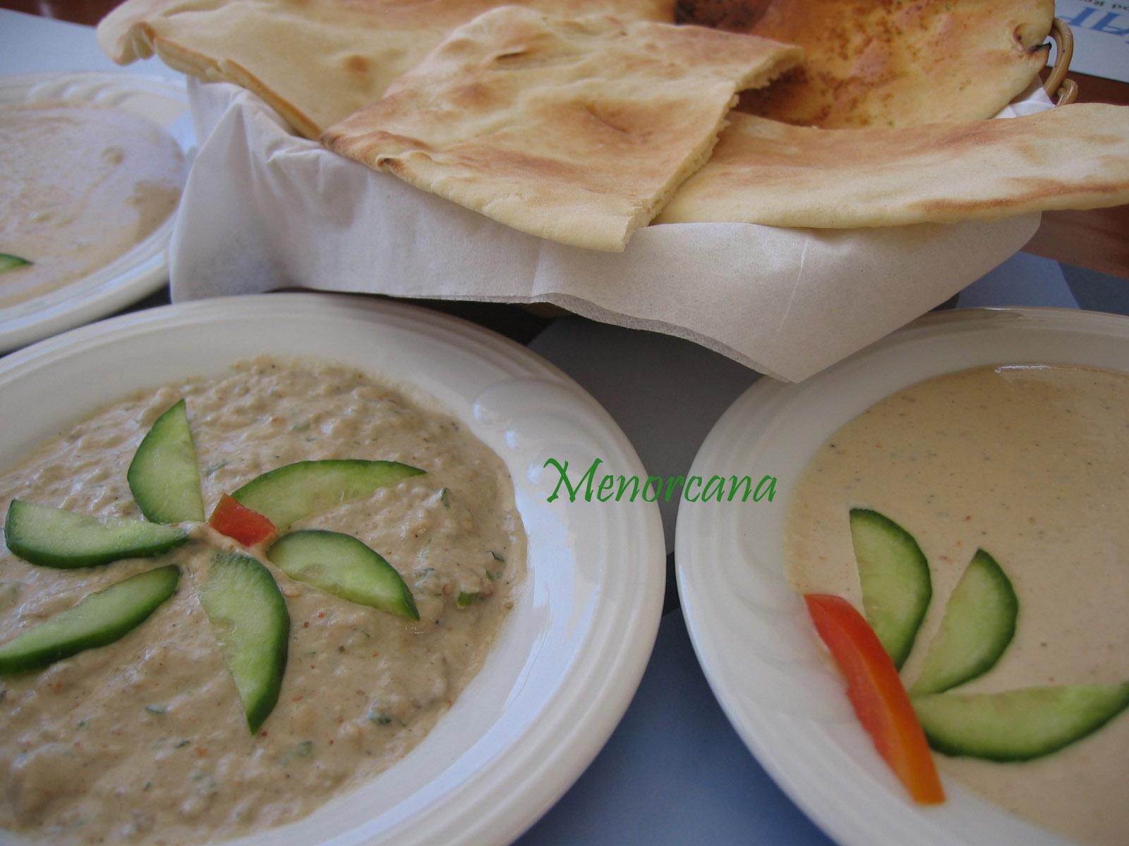 Cocina egipcia
