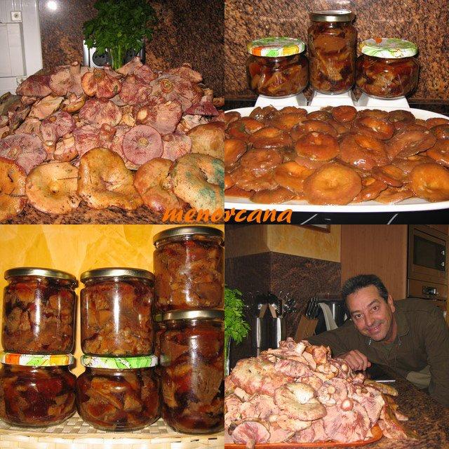 Setas confitadas ana en la cocina - Ana en la cocina ...