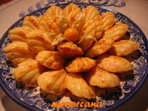 Magdalenas de jam n y queso ana en la cocina - Ana en la cocina ...