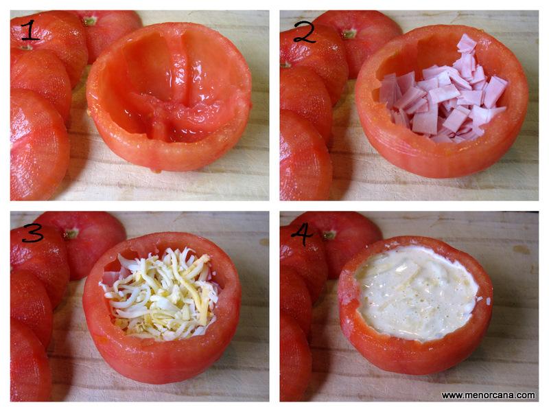 Tomates lorraine collage ana en la cocina - Ana en la cocina ...