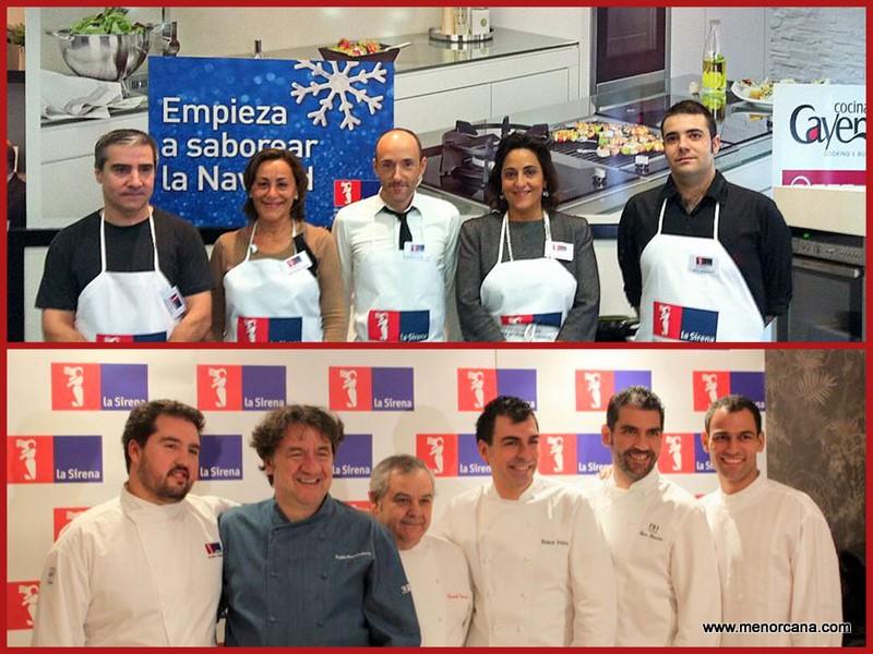 3ª edición del concurso de recetas de navidad «tu receta en la mesa de todos» de La Sirena