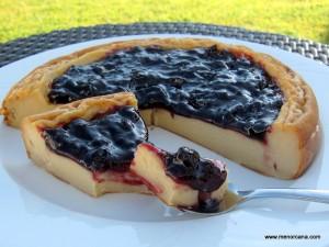 O tarta de queso sin queso… este es el nombre que le da mi amiga Dolo a esta tarta. Desde que la descubrí me pareció muy curioso el nombre de la tarta… por fin la he probado y cuanto me arrepiento de no haberla hecho antes. La textura de la tarta es de pudin, jugosa […]