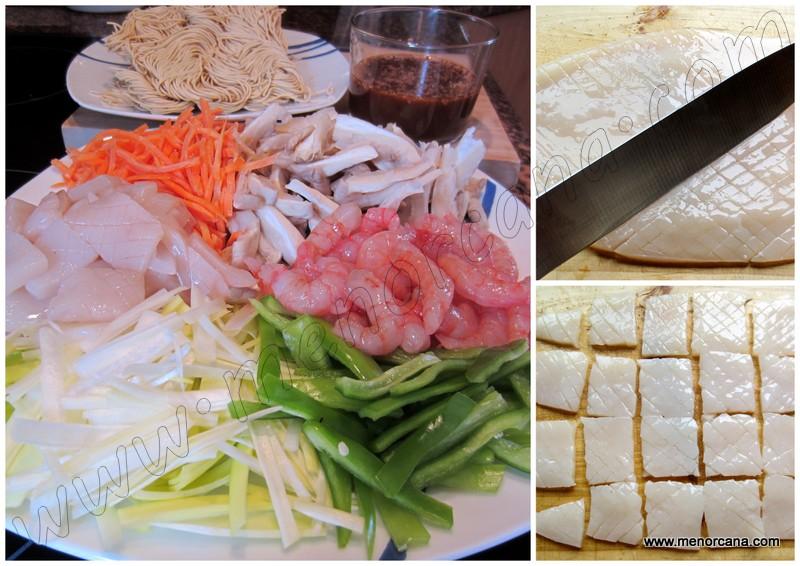 Fideos chinos 2 ana en la cocina - Ana en la cocina ...