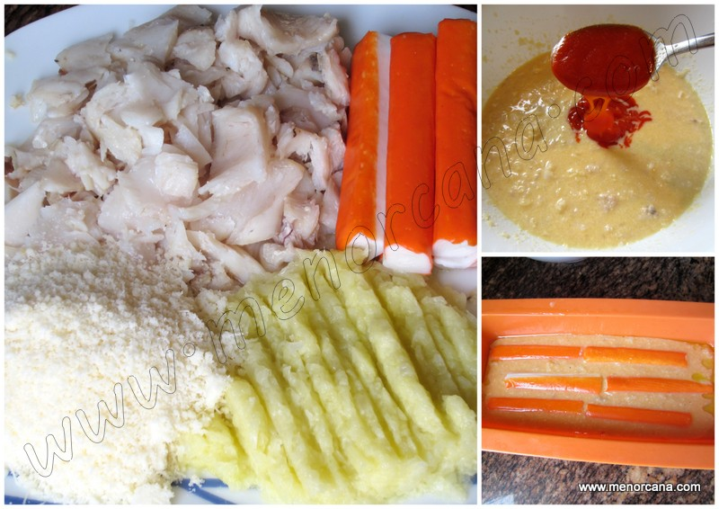 Pastel merluza 2 ana en la cocina - Ana en la cocina ...
