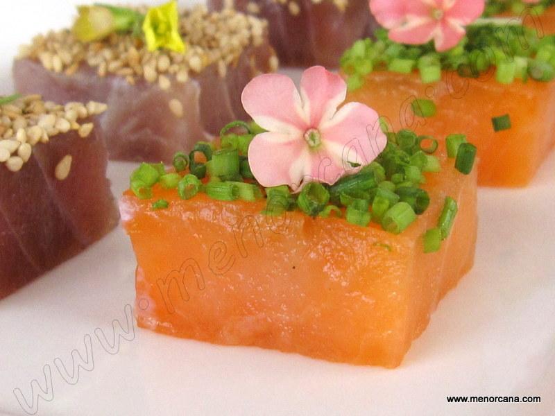 Salmon marinado ana en la cocina - Ana en la cocina ...