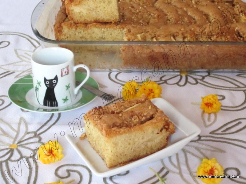 Tarta sueca 1 ana en la cocina - Ana en la cocina ...