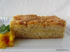 Como casi todos los países, Suecia también tiene su tarta de manzana y la caracteriza las especias utilizadas en su elaboración, el cardamomo y la canela,dos de las especias más usadas en la repostería sueca. También el mazapán es muy utilizado en las tartas y es muy fácil encontrarlo preparado en cualquier supermercado, yo lo […]