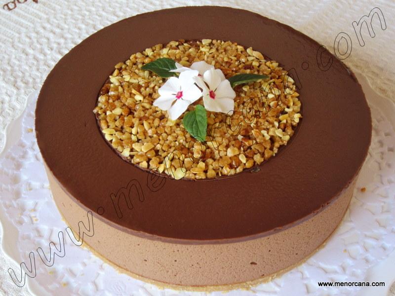 Tarta mousse de chocolate ana en la cocina - Ana cocina facil ...