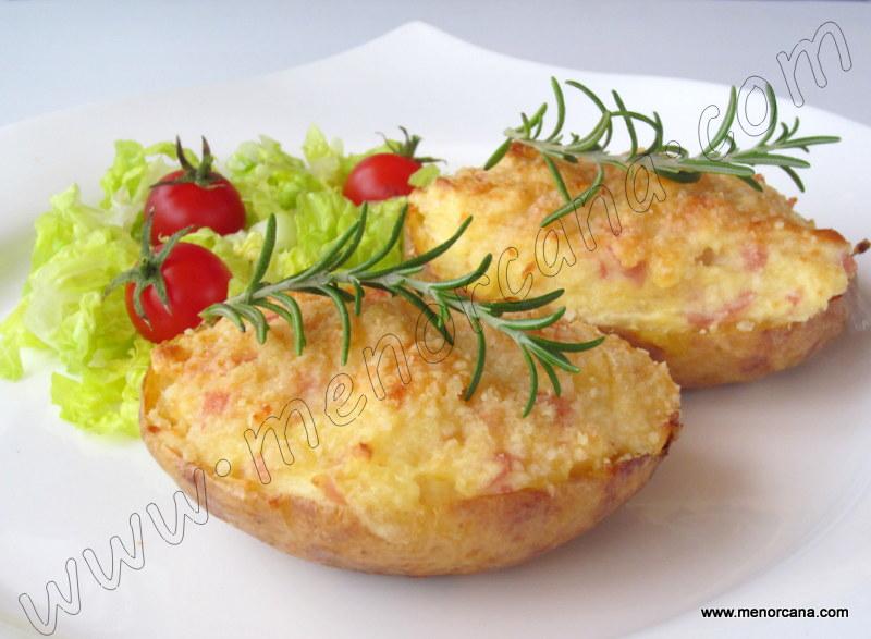 Patatas rellenas souffle ana en la cocina - Ana en la cocina ...