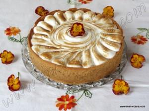 Esta tarta es de los primeros semifríos que recuerdo haber hecho, la receta me la pasó una prima mía recién llegada a Menorca. En la receta original, en la base se ponen magdalenas laminadas… yo con el tiempo fui haciendo cambios y así es como más me gusta a mí y a los que la […]