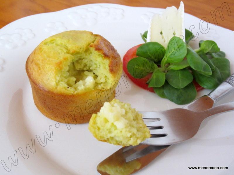 Magdalenas calabacin 1 ana en la cocina - Ana en la cocina ...