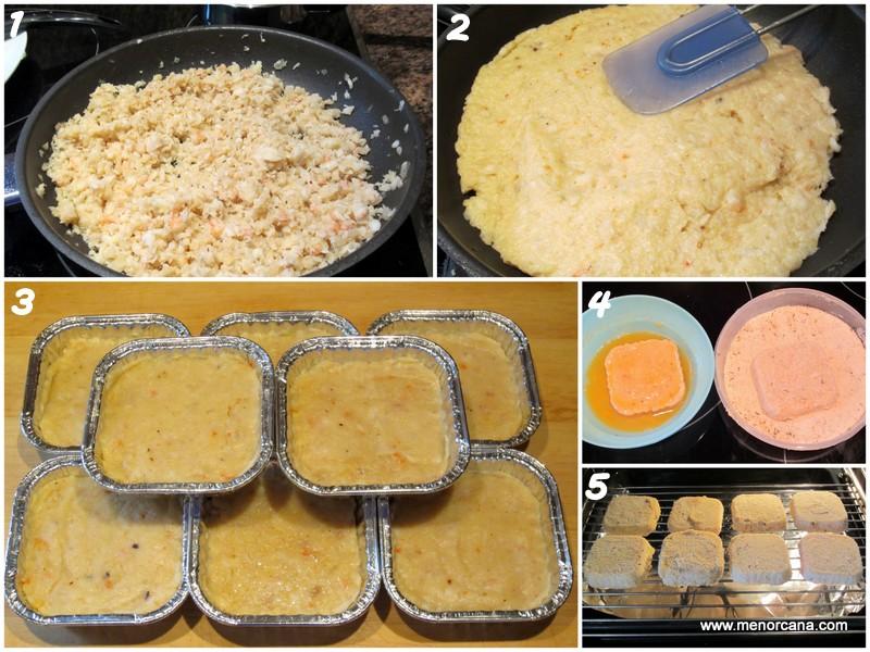 Hamburcreta merluza 3 ana en la cocina - Ana en la cocina ...