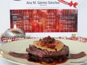 Hace unos días participé en la experiencia Deluxe organizada por Lidl, en el restaurante Dime de Barcelona. Durante el evento el chef Sergi Arola, el sumiller Sergi Figueras y los 10 bloguers embajadores de la marca creamos el que será el menú de esta #NavidadLIDL. Esta receta (con algún que otro toque personalizado por mi […]