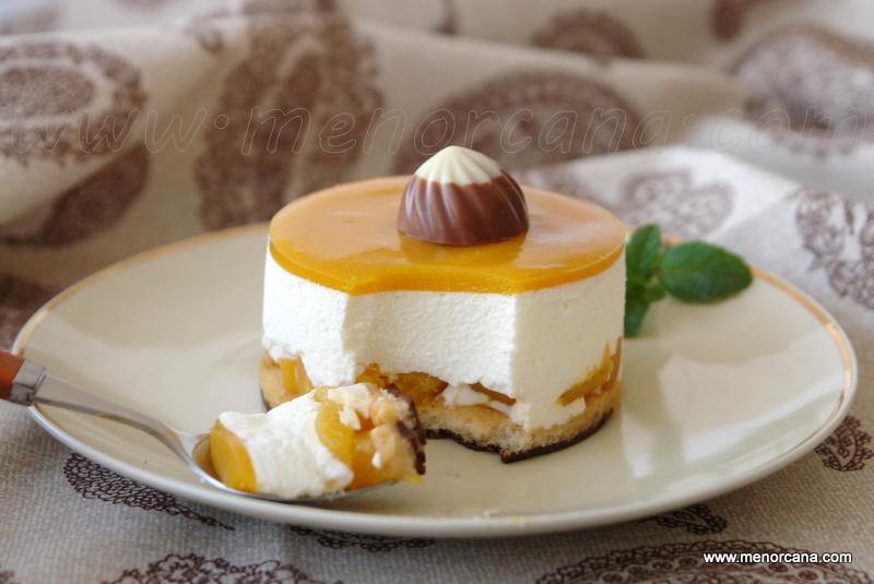 Mousse de yogurt con mango ana en la cocina - Mouse de yogurt ...