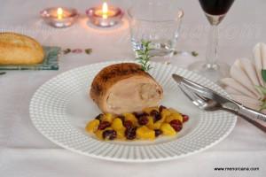 Un segundo plato para un menú de fiesta… quedareis como un gran chef ante vuestros invitados. La lechona es la cría del cerdo, un poco mas grande que el cochinillo y con un peso entre 6 y 10 kilos. La carne de la pierna, es rosada, con muy poca grasa y sabor suave. En esta […]