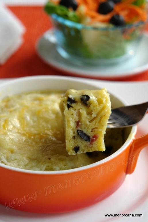 mugcake salado 2