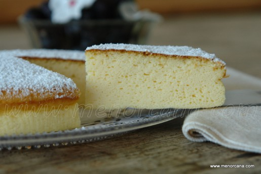 pastel queso japones 2