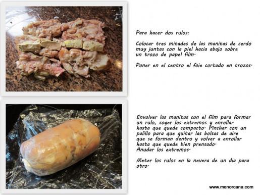 manitas cerdo foie 2
