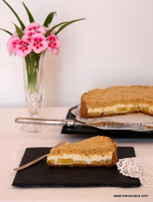 tarta platano 1