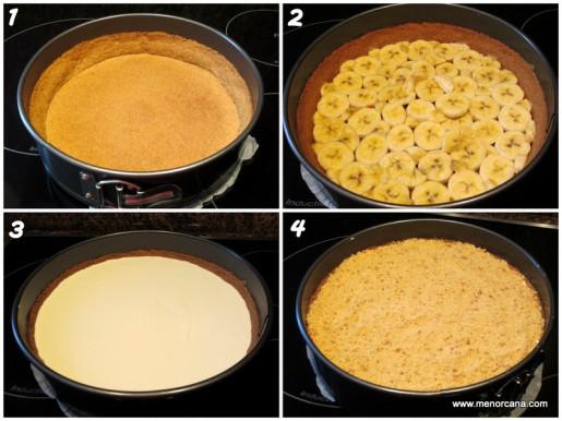 tarta platano 2