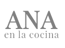 Ana en la cocina