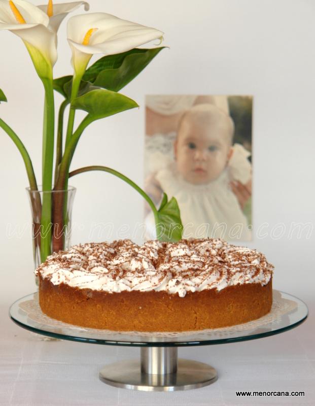 Tarta de platano y toffee (banoffee pie)