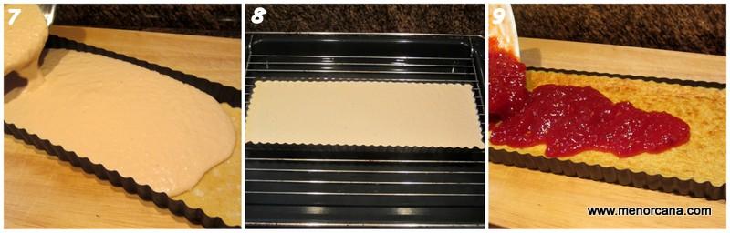 como hacer cheesecake de foie