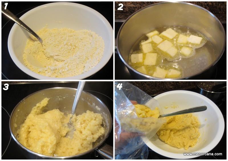 Como hacer churros de patata