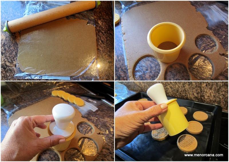 Como hacer galletas caramelizadas tipo lotus