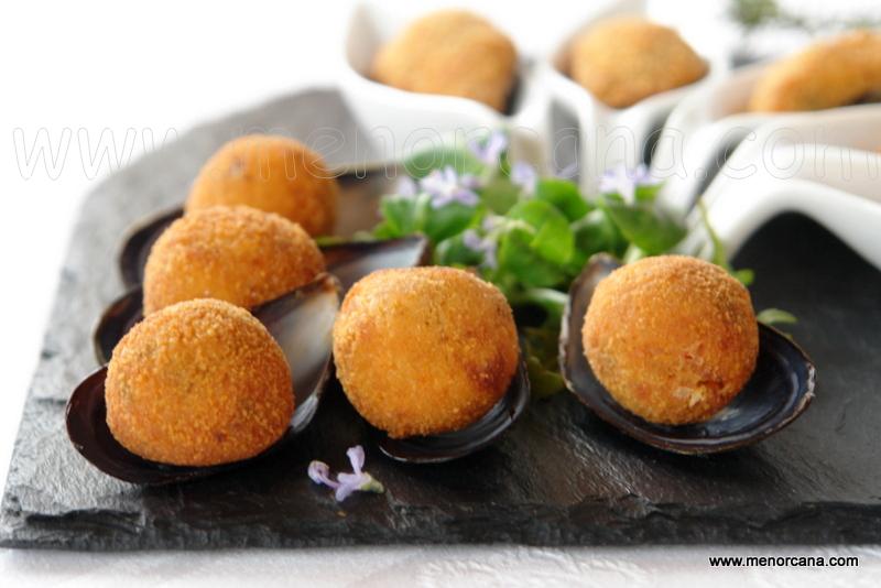 Mejillones trigre (tradicionales y en bolitas)