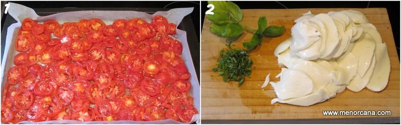 Como preparar el tomate para las berenjenas a la parmesana