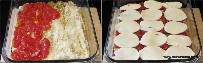 Como preparar berenjenas a la parmesana