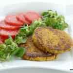 Hamburguesas de quinoa (el super alimento inca)