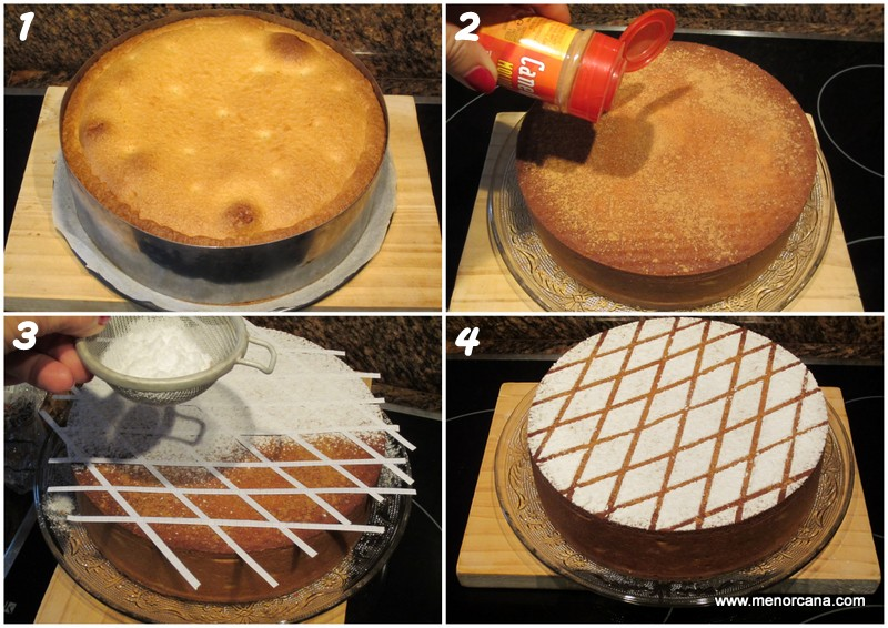 Como hacer cassata siciliana al horno