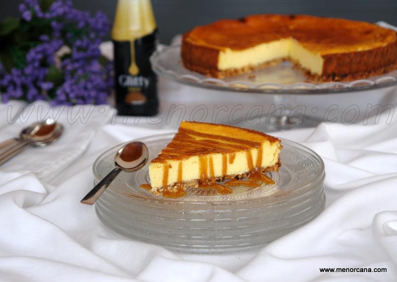 Tarta de queso de Cristina Pedroche