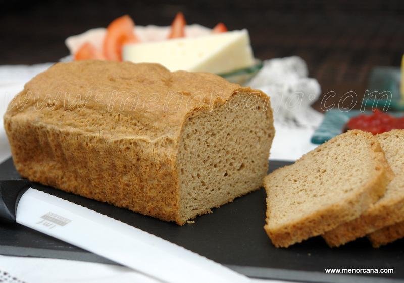 Pan de lino (sin otras harinas añadidas)